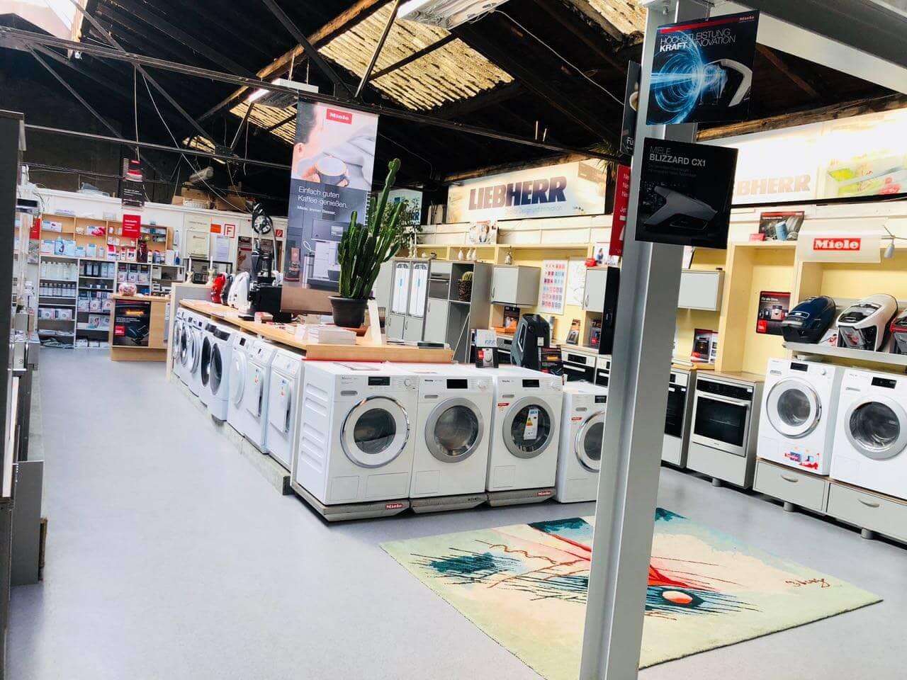 Frisch renovierte Ausstellung der AGS GmbH