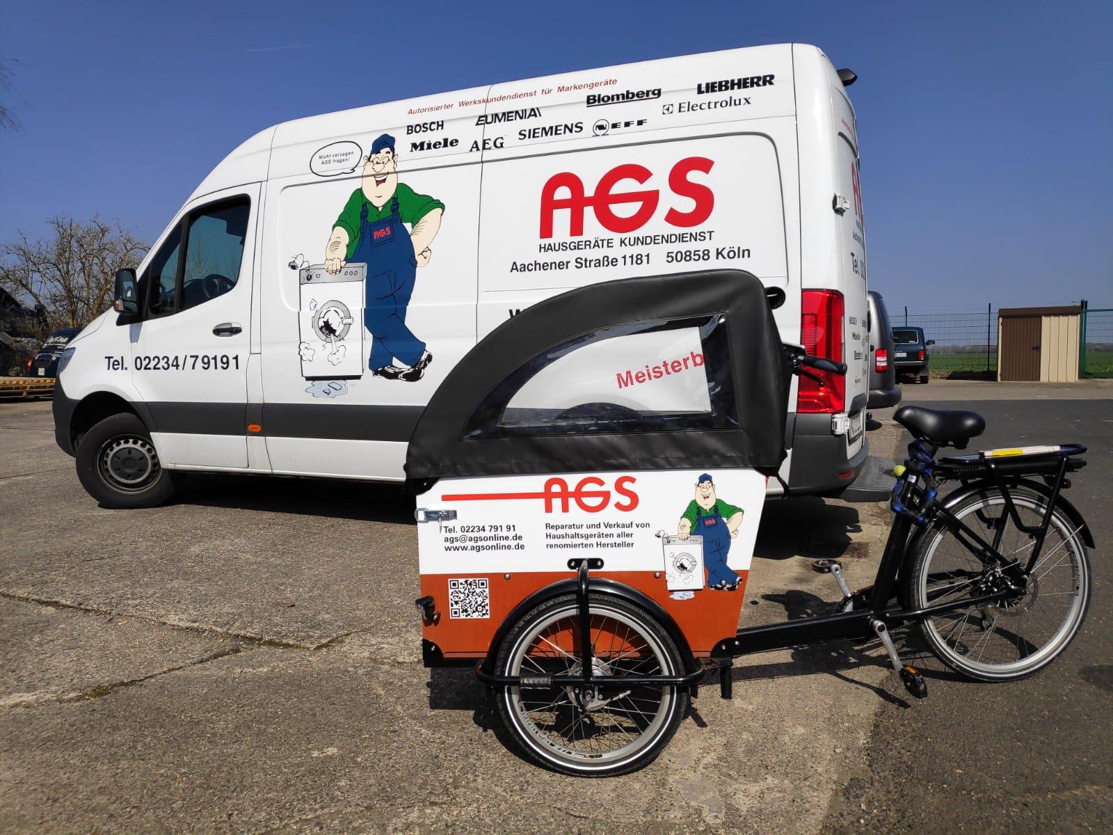 AGS GmbH Fuhrpark