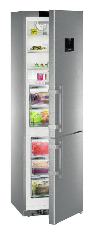 Kühl- und Gefrierkombination CBNies 4878 Premium BioFresh NoFrost