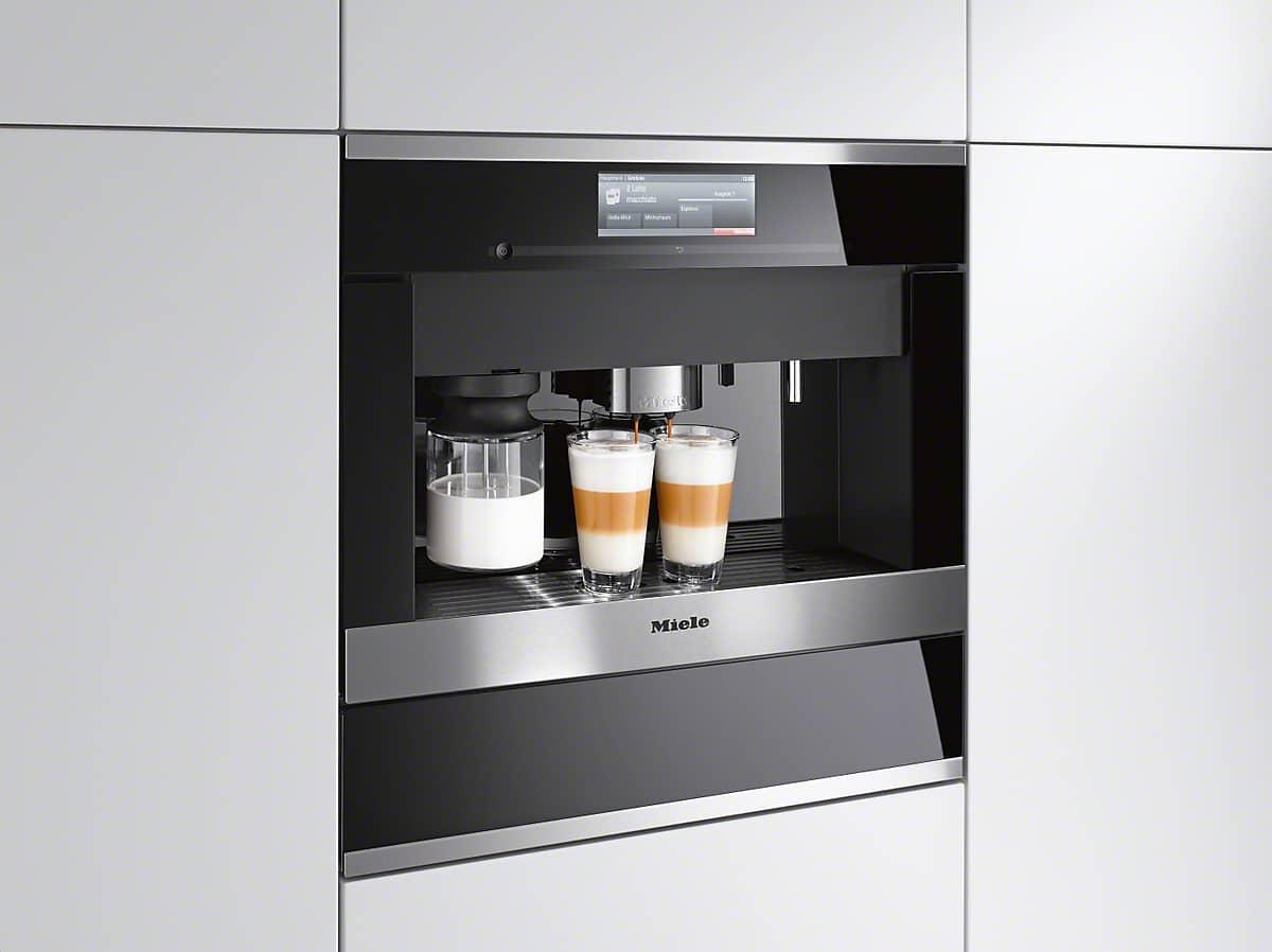 Kaffeevollautomat Miele Einbaugerät