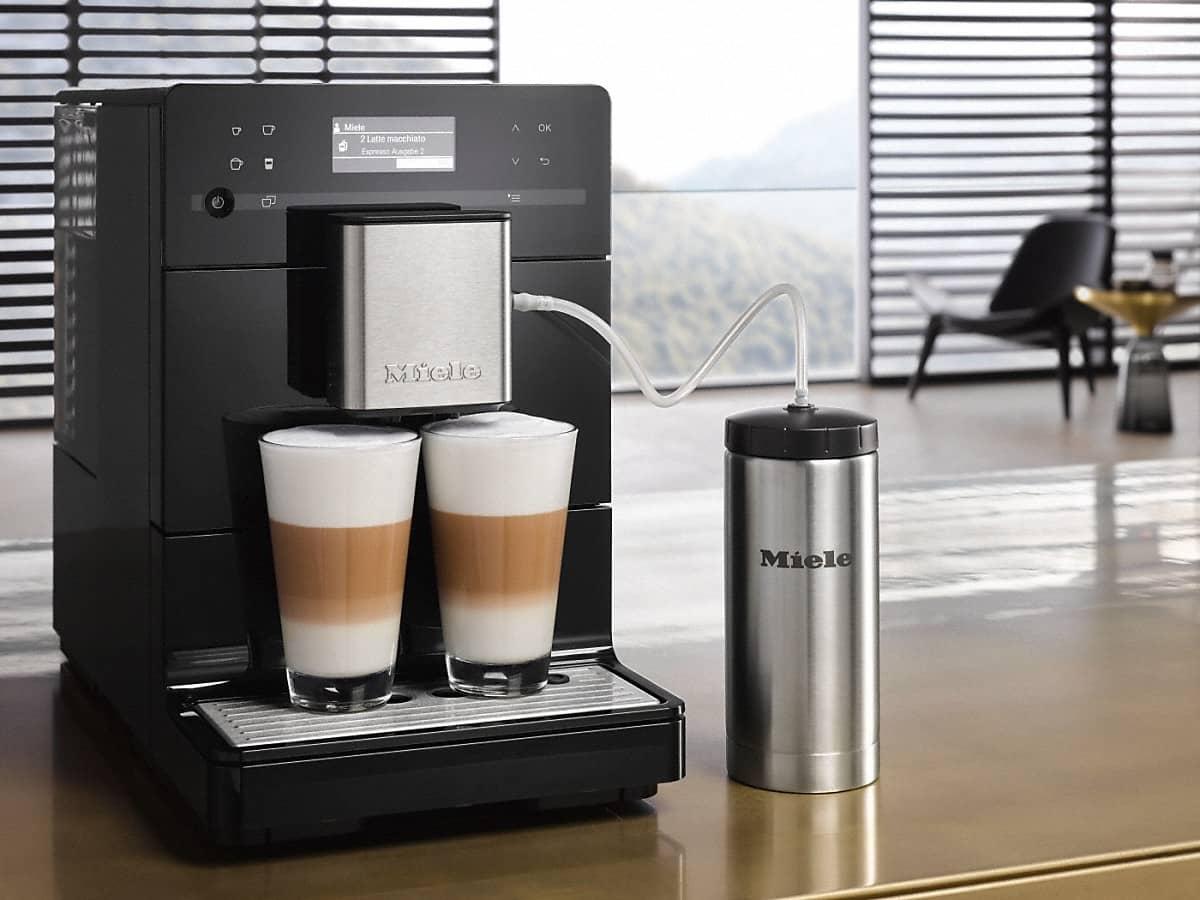 Kaffeevollautomat Miele Standgerät
